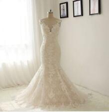 Mermaid & Trumpet Petites Sleeve Wedding Dresses