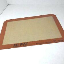 Silpat 1/2 Sheet Non Stick Baking Mat