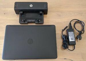 PC Ordinateur Portable HP Probook 650 G1 I7 4700MQ SSD 256 Go RAM 8 Go Full HD
