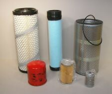 Takeuchi Tb135 Excavator Annual Filter Kit For Sn 13510004 13514050 3tne88