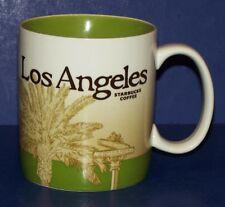 WONDERFUL 2009 STARBUCKS COFFEE COLLECTOR SERIES LOS ANGELES 16 OZ MUG