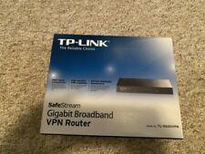 TP-Link Gigabit VPN Router Model TL-R600VPN