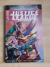 JUSTICE LEAGUE UNIVERS 1 DC COMICS URBAN COMICS