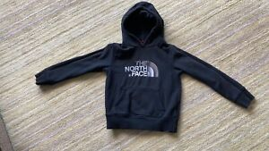 North Face Black Hoodie Size Youth/junior small