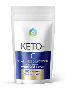 KETO EXTREME Diet Pills - Complete Weight Loss Fat Burner Ketosis Slimming