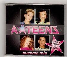 (IK439) A*Teens, Mamma Mia - 1999 CD