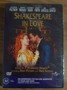Shakespeare In Love (DVD, 2004)
