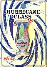 Hard Rock Cafe Chicago Hotel 2016 3D Hurricane Glass Series Pin LE New # 90749