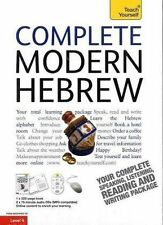Teach Yourself Complete Modern Hebrew by Shula Gilboa (Mixed media product, 2010)