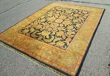Oushak Design Jaipur Oriental Rug Extra Plush Indian Hill Rug Dealer'S Estate