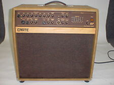 Crate CA112D Acoustic Combo Guitar Amplifer Amp - New Old Stock