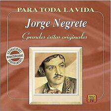 Negrete, Jorge : Para Toda La Vida CD