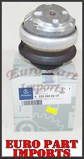 Mercedes-Benz W209 W211 W220 Engine Motor Mount Germany Genuine OEM 2202403317