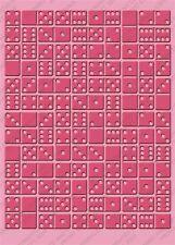 Cuttlebug® 5x7 Embossing Folder Dominos