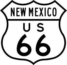 Premium auto pegatinas Route 66 EE. UU. New México car sticker pegatinas auto Styling