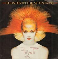 "Toyah(7"" Vinyl P/S)Thunder In The Mountains-Safari-SAFE 38-UK-Ex/Ex"