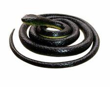 Culebras De Juguete Serpientes Para Bromas Realista Falsa 52 Pulgadas Chiste