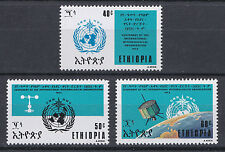 Ethiopia: 1973 Centenary of International Meteorological Organisation, MNH