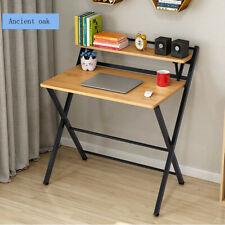 Folding Computer Desk Study Table Home Office Laptop Workstation Kids Desk NEW