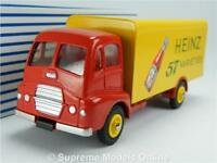 GUY WARRIOR VAN HEINZ MODEL TRUCK 1:50 SIZE 920 DINKY TOYS ATLAS LORRY SAUCE T3