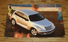 Original 2003 Chrysler PT Cruiser Deluxe Sales Brochure 03