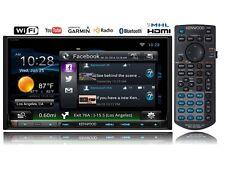 "Kenwood DNN-992 7"" Car Stereo DVD Wi-Fi HDMI Garmin GPS Navigation 2-DIN"
