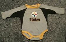 Steelers reebox Football Baby Outfit 6-9 Months