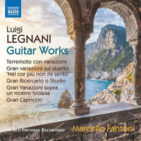 MARCELLO FANTONI-LEGNANI: GUITAR MUSIC-JAPAN CD C15