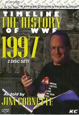 WWF Timeline 1997 Jim Cornette WWE WCW ECW NWO Montreal Screwjob Hart Michaels