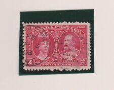 Canada. ONTARIO postmarks 2c Que. STRATHROY 1908
