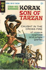 Korak Son of Tarzan Comic Book #18 Gold Key Comics 1967 FINE