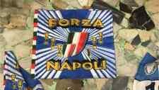 Bandiera napoli 50x50 cm flag naples forza napoli bandera piccola flag