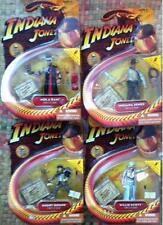 INDIANA JONES TEMPLE OF DOOM LOT - INDY, WILLIE SCOTT, SHORT ROUND & MOLA RAM