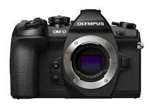 Olympus Om-d E-m1 Mark II 4k Mirrorless Camera Body 20.4 MP 5-axis Is 60fps