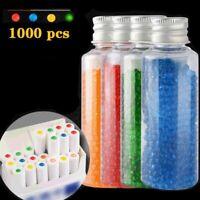 1000pcs Cigarette Pops Beads Fruit Flavor Mint Flavor Cigarette Holder Smoking