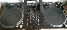 More details for reloop rp-4000m high torque turntables (pair) mixer/stylus not included