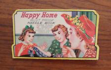 Happy Home Needle Book – (2 books)