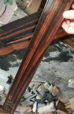 Macassar ebony fingerboard for GUITAR LUTHIER, CRAFTs exotic lumber 2.5x23