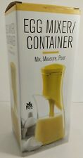 Egg Mixer, Container Hand Cream Whisk, Mix, Measure, Pour, Blender, Baking