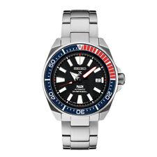 Seiko Men's PADI Samurai Prospex Special Edition Diver's Watch 200M SRPB99