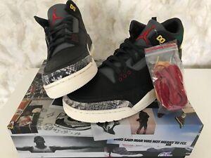 Nike Air Jordan 3 Animal Instinct 2.0 US 12 EU 46 OVP Neu CV3583003