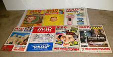 *** MAD MAGAZINE SPECIAL ISSUE LOT (4-10) COMEDY CULT SATIRE OOP ***
