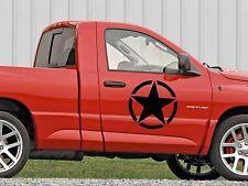 2x us army stelle adesivi auto divertente usa adesivo tuning adesivi BOMBA Shock