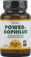 Power-Dophilus by Country Life, 100 capsule