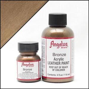 Angelus Bronze (142) Acryl Lederfarbe 29,5ml (20,17€/100ml) Leder Jacke