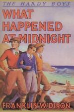 Hardy Boys What Happened at Midnight #10 Applewood First 1rst edition / printing