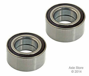 2 New Front Wheel Bearings for 1991-02 Saturn S Series 510024 Free Shipping