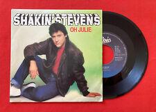 Shakin' Stevens Oh Julie I'M Knockin' EPCA1742 VG Vinyl 45T Sp