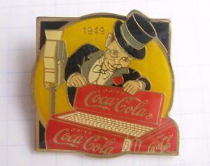 1949 / COCA-COLA / 100-JÄHRIGEN SATZ ..... Spange/kein Pin (Ka4)