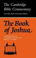 The Book of Joshua (Cambridge Bible Commentaries on the Old Testament) Miller,